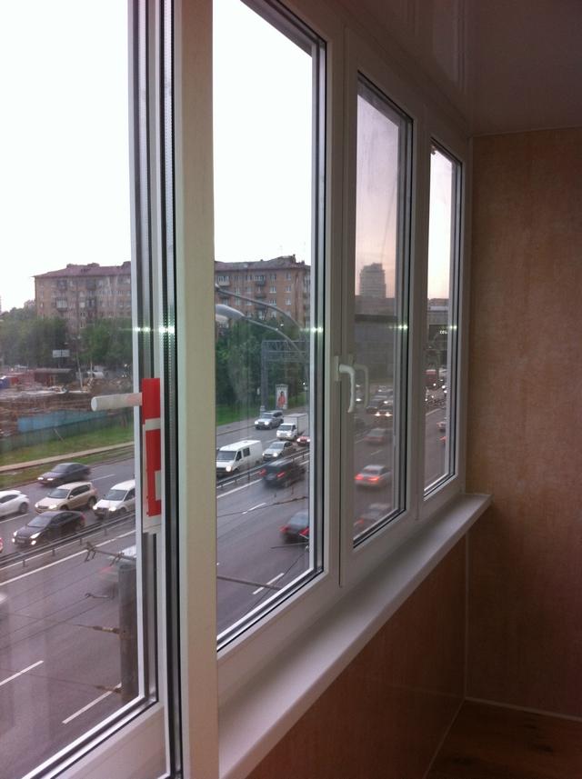 Балконы и лоджии - жел-дорз - межкомнатные и входные двери и.