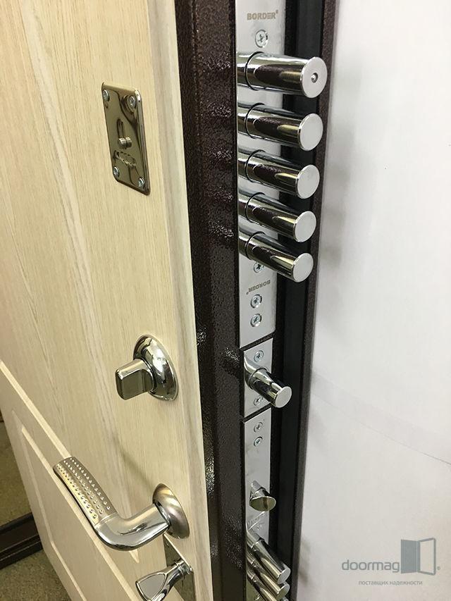 дверь входная металлическая 25
